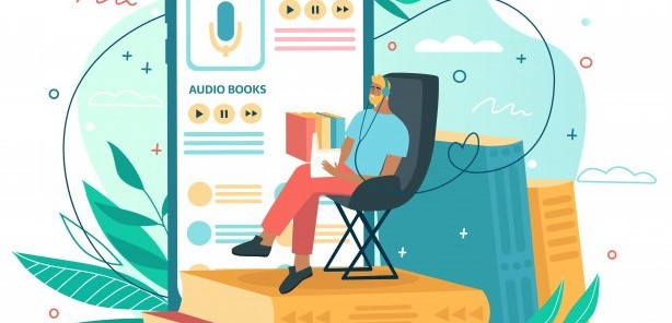man-is-sitting-reading-books-online-audio-book-application-smartphone-colorful-books-background-concept-mobile-application-reading-illustration-landing-page-ui-app_106612-16